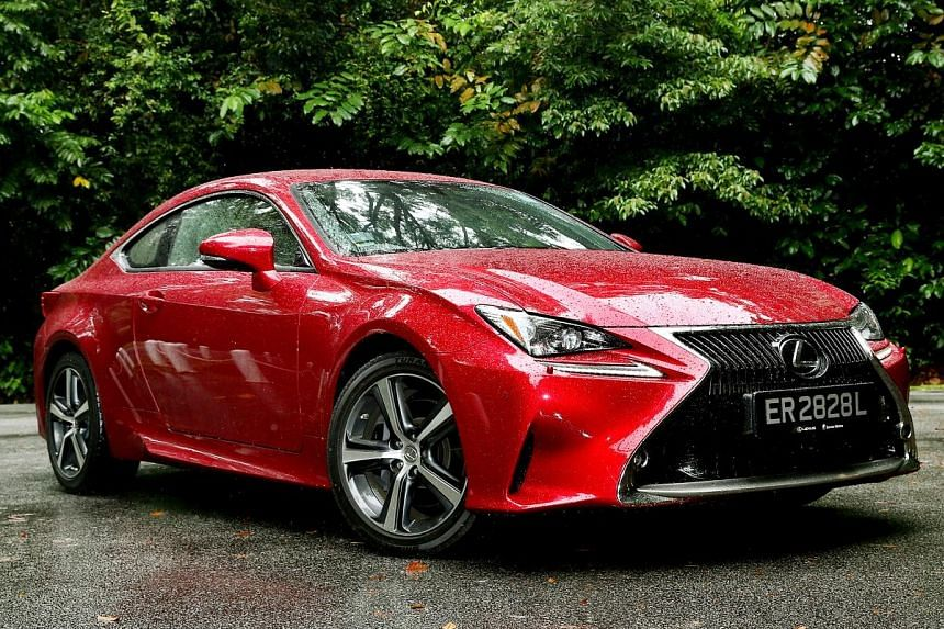 The Lexus RC Turbo boasts superb cabin insulation, well-oiled switchgears and an unflappable chassis.