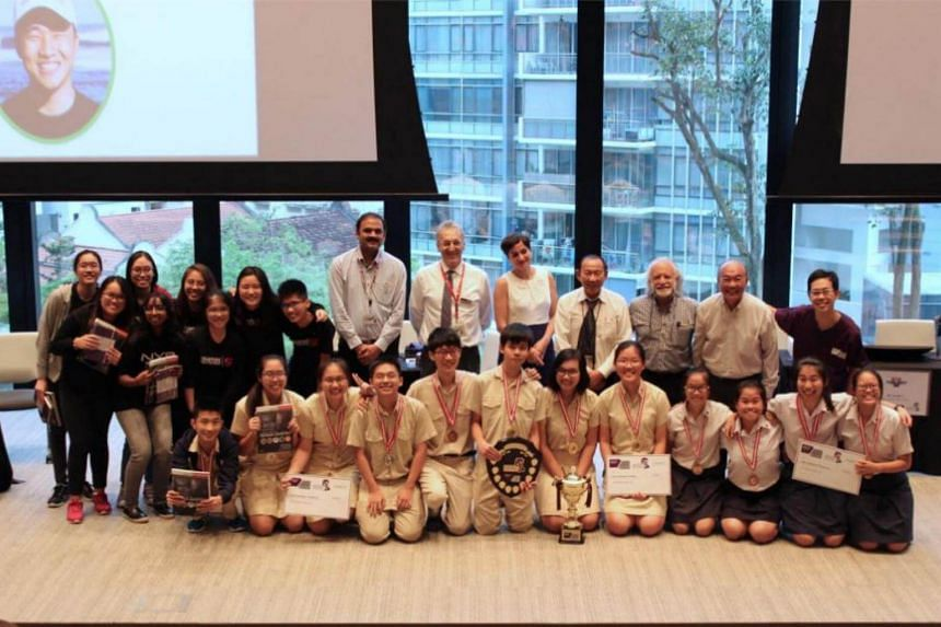 Nanyang Technological University hosted its first ever inter-school medical competition, consisting of more than 150 students from 20 schools, in which students from Hwa Chong Institution walked away as champions.