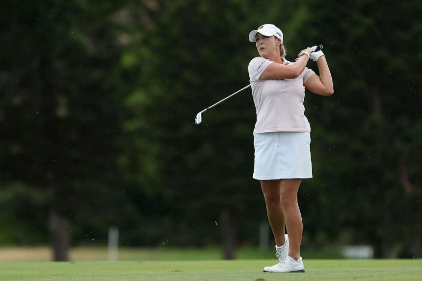 American Cristie Kerr's victory at the Lotte Championship was her first LPGA Tour win since 2015.