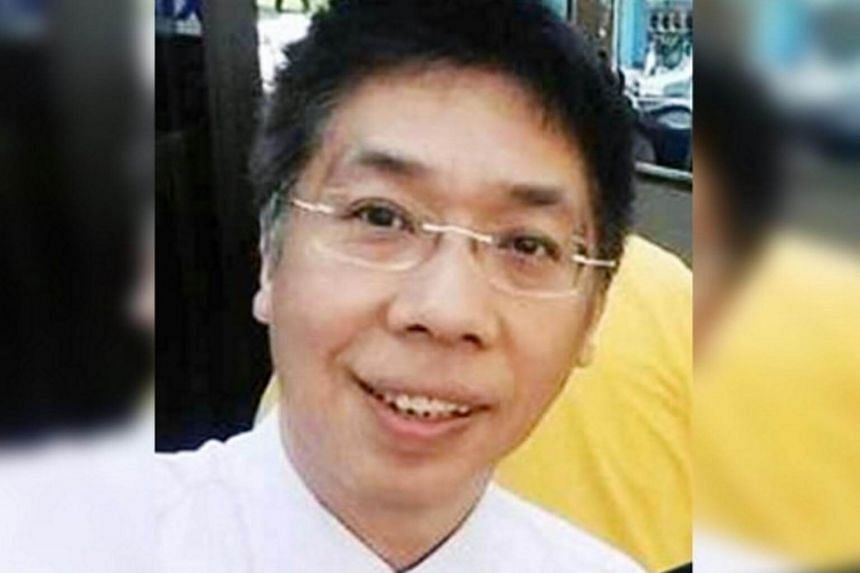 Former Petaling Jaya councillor Peter Chong disappeared not long after posting an update on his Facebook page on March 31 about a strange encounter with an unnamed man.