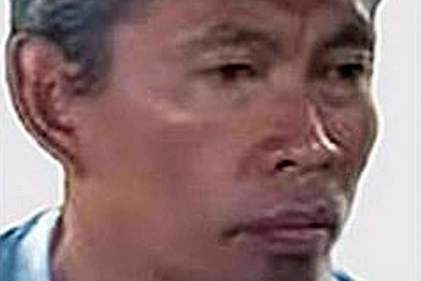 One-armed bandit leader Radulan Sahiron is believed to be in his mid-70s.