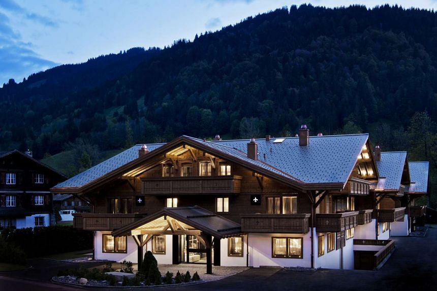 Ultima Gstaad is located near the iconic Bernese Alps.