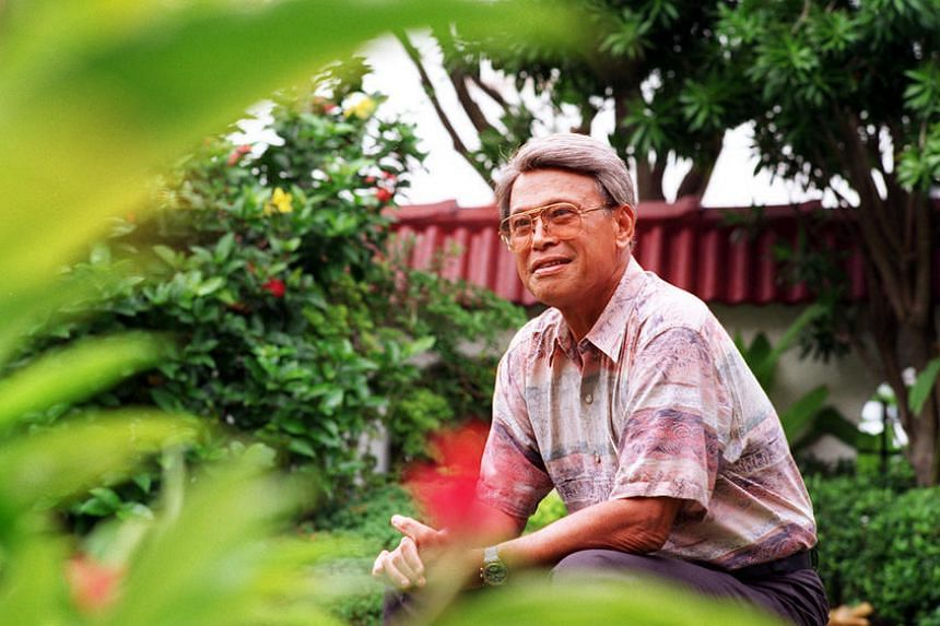 Mr Othman was an MP for Pasir Panjang constituency from 1963 to 1981.