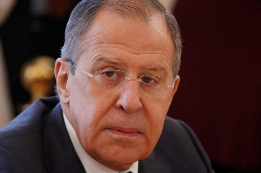 Russian Foreign Minister Sergey Lavrov also said that Russia was ready to restore relations with Washington.