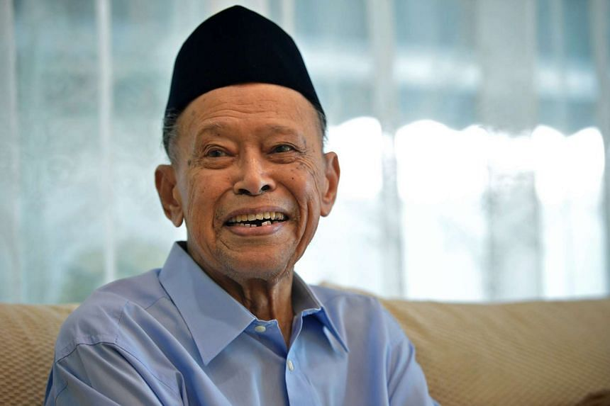 Mr Othman, 92, who died in the Singapore General Hospital on Monday morning, was one of Singapore's pioneer ministers and held portfolios in social affairs and culture.