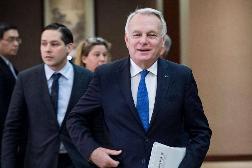 French foreign minister Jean-Marc Ayrault said on Saturday (April 15) during a visit to Uzbekistan that the two countries need to strengthen security cooperation.