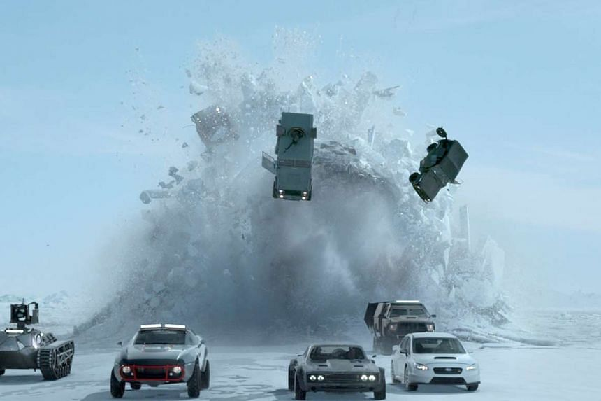 The action continues in The Fate of the Furious.