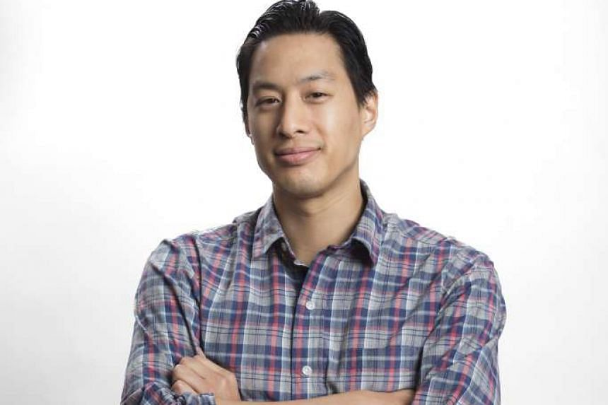 Mr Daniel Chong (above) taps his own experience as an Asian-American in the US for We Bare Bears, which is centred on three bear siblings trying to assimilate into society