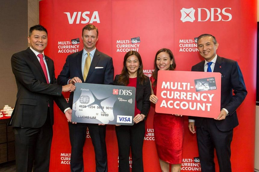 The new scheme utilises the DBS Multi-Currency Account and DBS Visa Debit Card to help customers who are frequent travellers avoid the hassle of carrying large amounts of cash overseas.