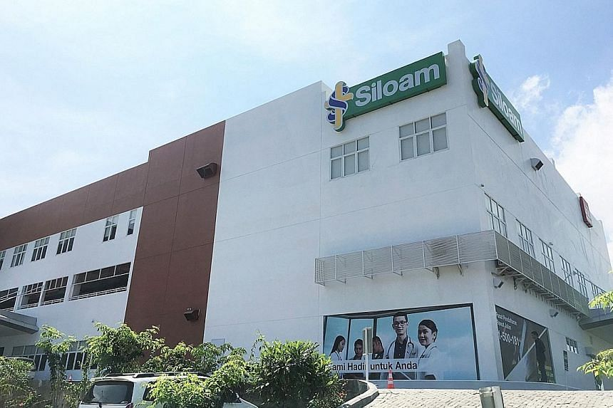 Siloam Hospitals Labuan Bajo was acquired by healthcare- based First Real Estate Investment Trust last December.