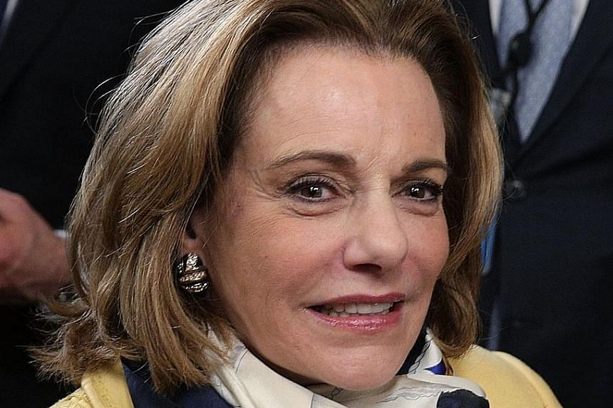 Ms K. T. McFarlandwould not confirm if she will be the US ambassador to Singapore, but said she has spoken to President Donald Trump about her role.