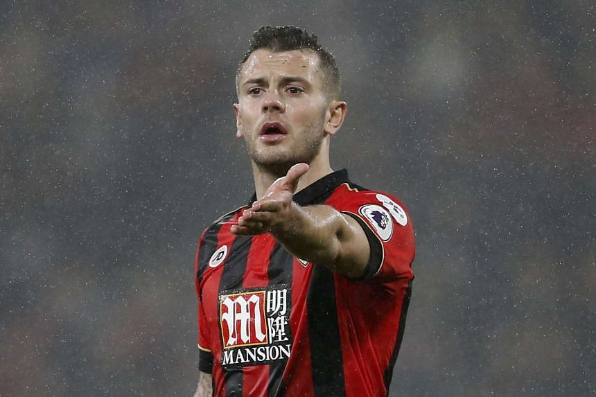 Wilshere is into the final 18 months of his contract at the Emirates.