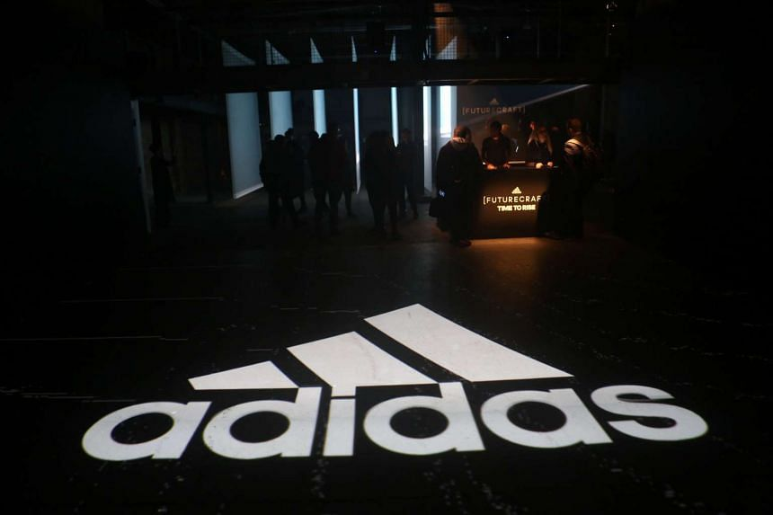 The official Twitter account of Adidas North America rushed to apologise.