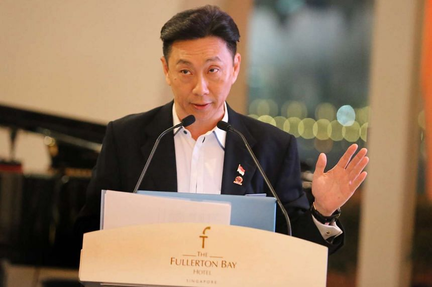"""FAS election candidate Bill Ng said in his statement that """"we have reached ground zero for football in Singapore"""" and that """"we need to start afresh from here""""."""