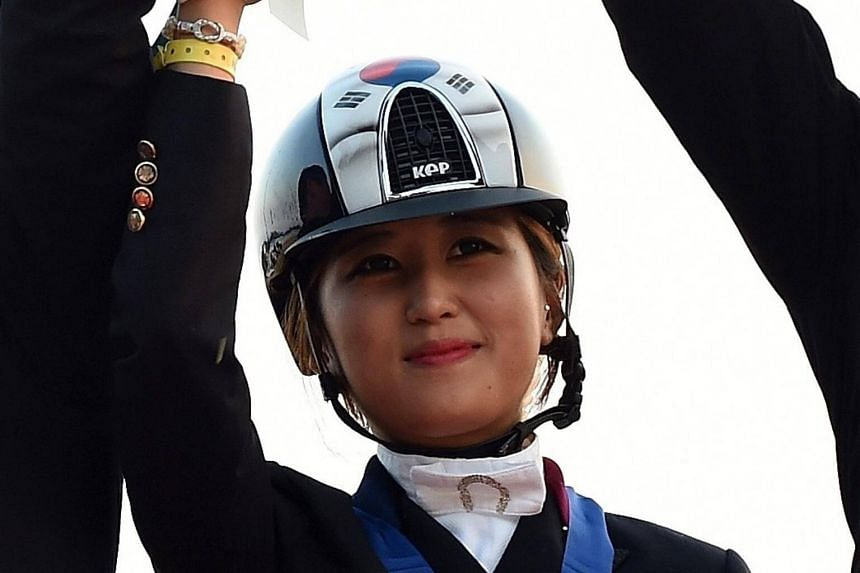 Chung Yoo Ra was detained in Denmark on Jan 1 for overstaying her visa.