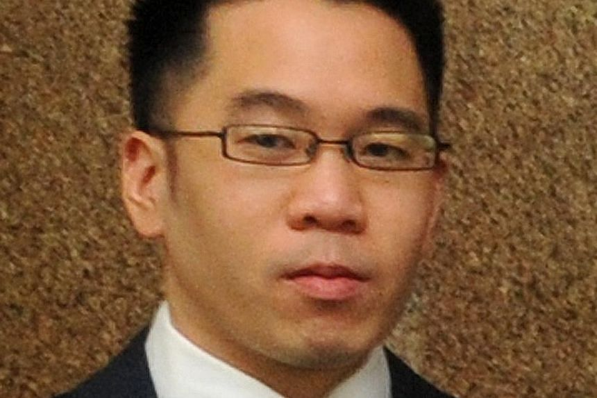 Mr Sean Tang Wen-Wei, 32, succeeds Mr Kevin Dyson, who left the firm in August last year, as chief executive.