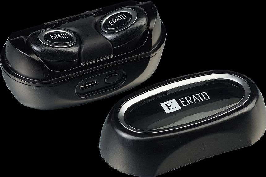 Erator's Muse 5 earphones are light and comfortable enough to wear for long periods.