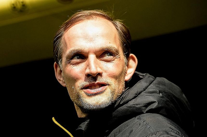Monaco's Leonardo Jardim (top) and Thomas Tuchel of Dortmund have been making Europe's top clubs take note of their results. Jardim's Ligue 1 leaders hold a 3-2 advantage ahead of their Champions League quarter-final second leg.