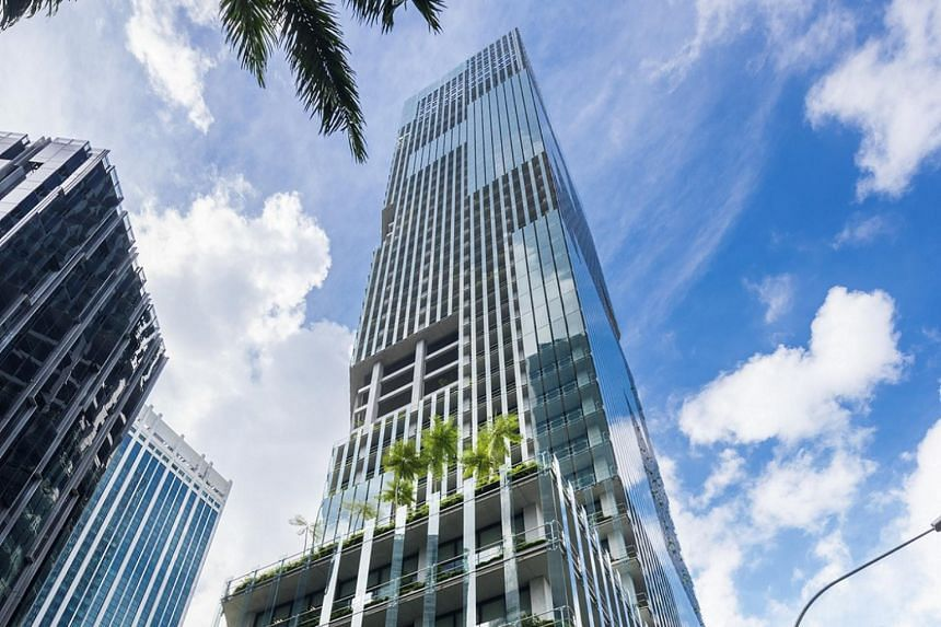 Capitaland Commercial Trust's positive results for the first quarter was helped by the acquisition of the remaining 60% interest in CapitaGreen.
