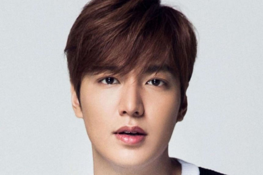 Lee Min Ho will begin military service on May 12 as a public service officer.