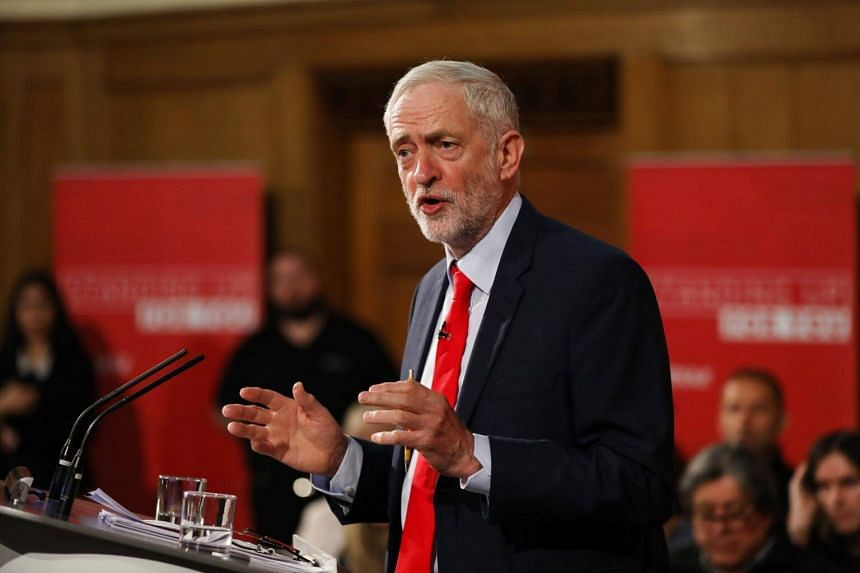 Opposition leader Jeremy Corbyn has pledged to impose higher taxes on the wealthy and crack down on powerful corporations.