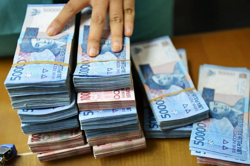 The rupiah was last trading at 13,325 versus the US dollar, 0.2 per cent weaker than Tuesday's close of 13,295. Indonesian markets were closed on Wednesday.