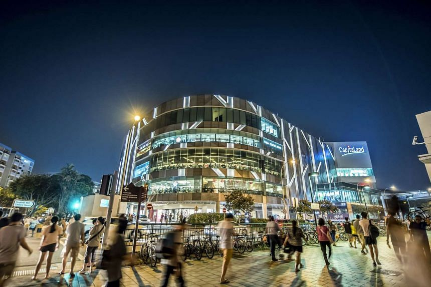 Tampines Mall is one of the 16 shopping malls in CapitaLand Mall Trust's portfolio.