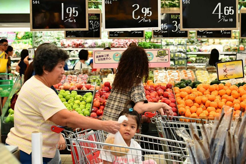 Supermarket chain NTUC FairPrice's food waste reduction efforts led to an extra 48,000kg of food saved between 2015 and last year.