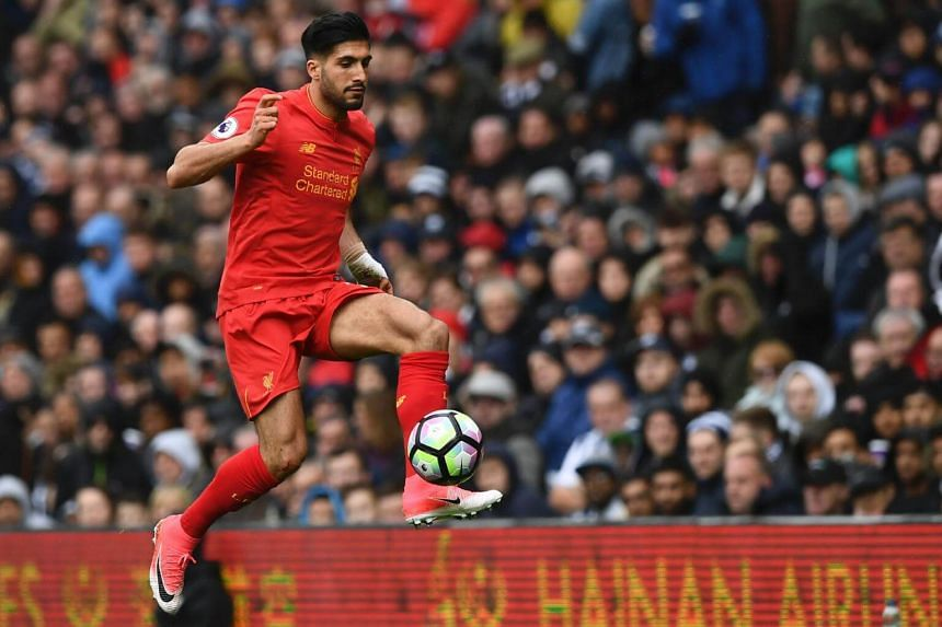Liverpool's Emre Can has has yet to commit to a long-term deal with Liverpool, despite several months of negotiations.