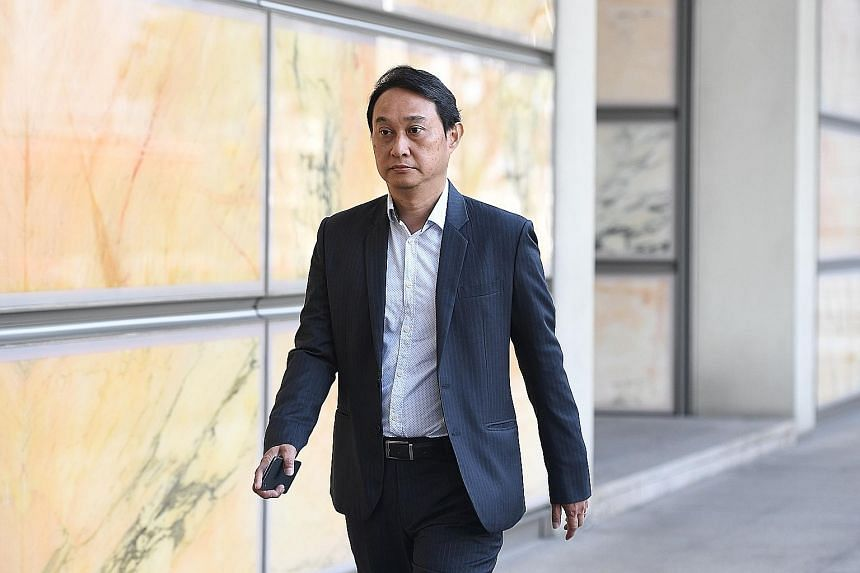 Chew Eng Han said he will be seeking permission to refer his own questions to the Court of Appeal on the interpretation of criminal breach of trust laws. He will start serving his sentence after the apex court has made its final ruling.