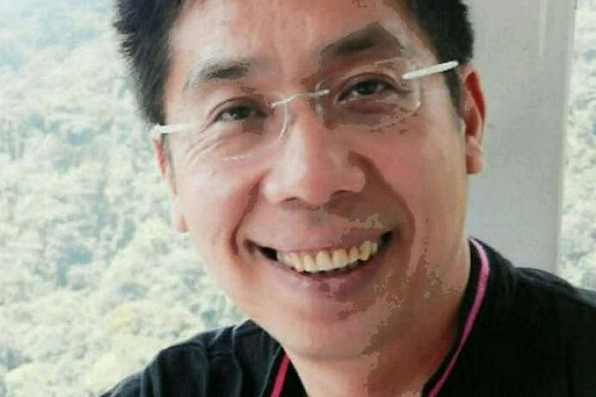Mr Peter Chong said that he was abducted while visiting Thailand.