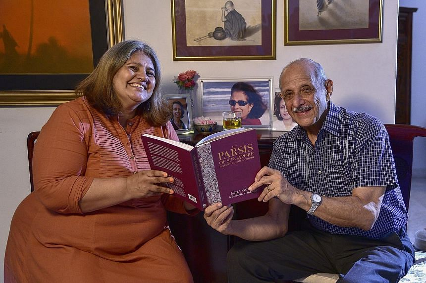 To complete the book, Mr Rustom J. Kanga got help from writer Subina Aurora Khaneja. They spent 10 to 12 hours a day poring over archives, sourcing for photographs and individually tasting more than 40 Parsi recipes. The book is the first written on