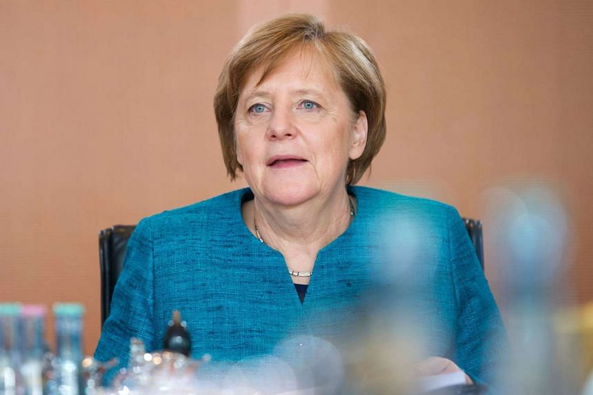 Neither Chancellor Angela Merkel's conservatives nor the Social Democrats would be able to govern alone, opening the way for talks with smaller parties in their efforts to forge a stable coalition government.
