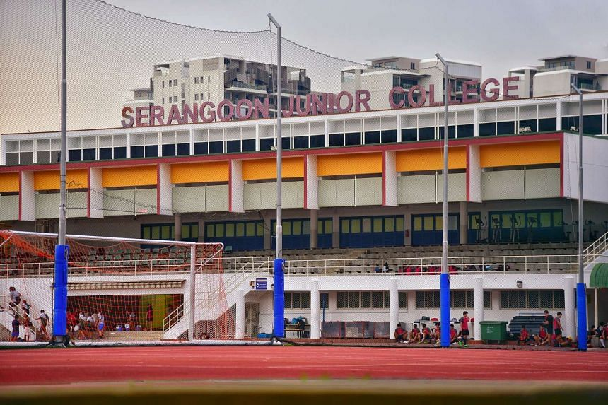 Serangoon Junior College is one of the 28 schools that will merge in 2019.