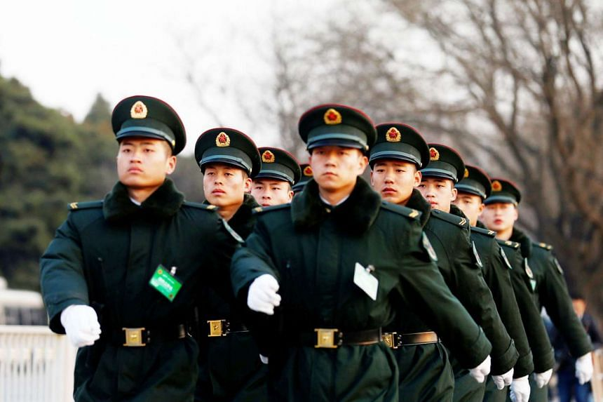 Centred on a new, condensed structure of 84 units, the reshuffle of the People's Liberation Army builds on Mr Xi Jinping's years-long efforts to modernise it, with greater emphasis on new capabilities, such as cyberspace, electronic and information warfar