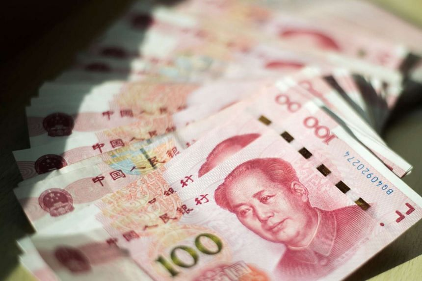 Less pressure from outflows has helped steady the yuan currency in 2017 and brought China's foreign currency reserves back over the closely watched US$3 trillion (S$4.19 trillion) mark.