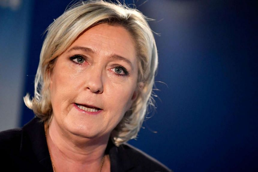 Le Pen urged the Socialist government to carry out immediately measures that are included in her campaign manifesto.