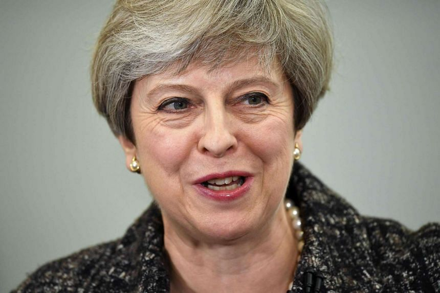 Polls give May's governing Conservative party a lead of around 20 percentage points, enough to command a majority that could be over 100 seats, but May said she was not complacent.