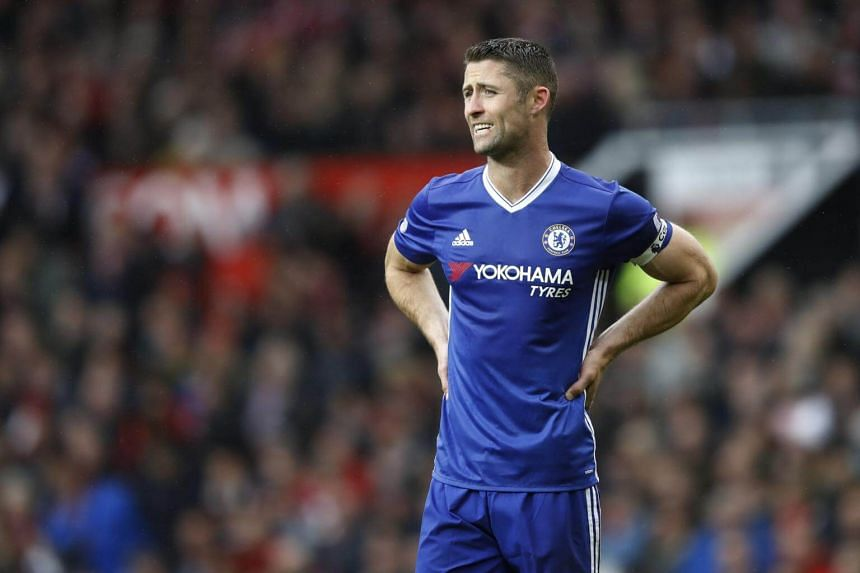 Cahill was admitted to hospital on Tuesday after training, and the England centre-back had tests and treatment before being released on Thursday.