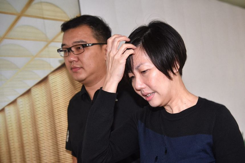 Sharon Tan was initially granted a two-month deferment to attend to matters as her husband was relocating the family to the United States on an expatriate package.