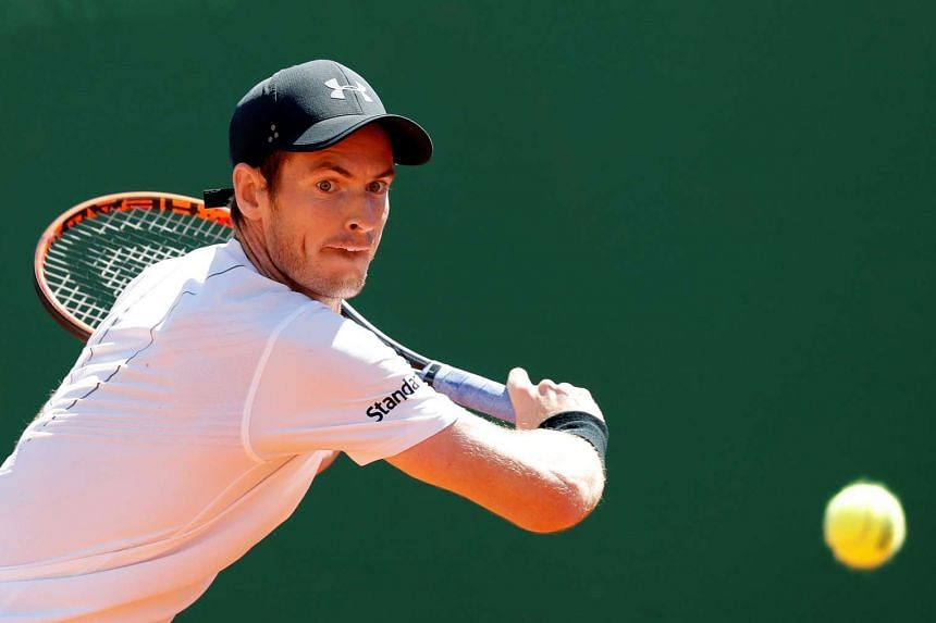 Murray is a three-time Monte Carlo semi-finalist.