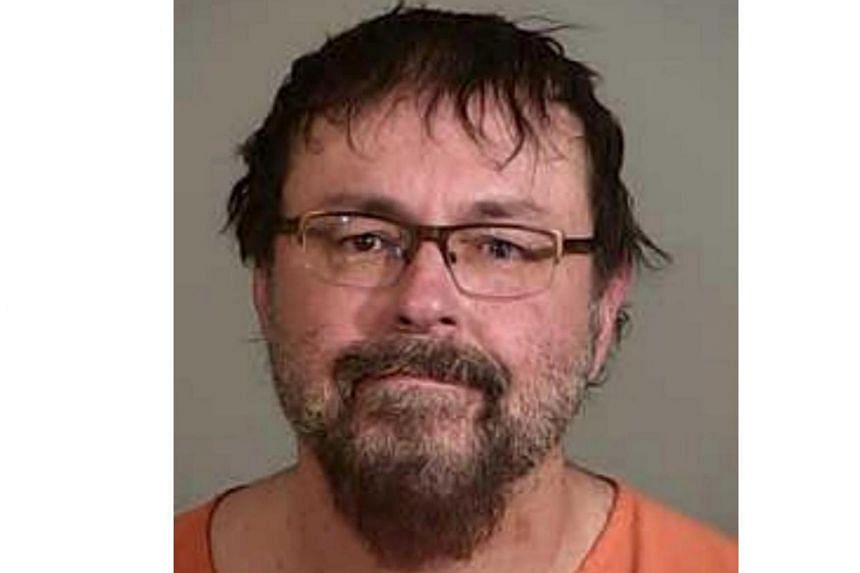 Tad Cummins, 50, a former Tennessee high school teacher accused of abducting a 15-year-old student in March.