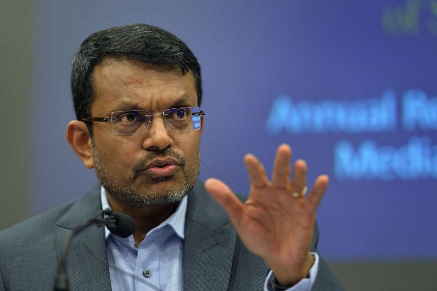 Monetary Authority of Singapore managing director Ravi Menon said the regulatory changes of the last eight years are substantial, especially when taken cumulatively.