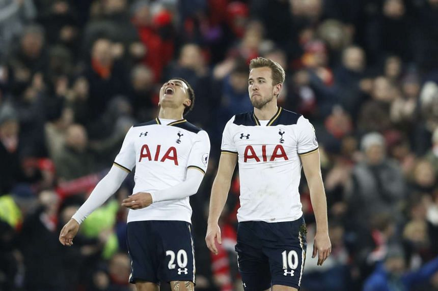 Led by England internationals Harry Kane and Dele Alli (above), Tottenham finally look capable of winning major honours.