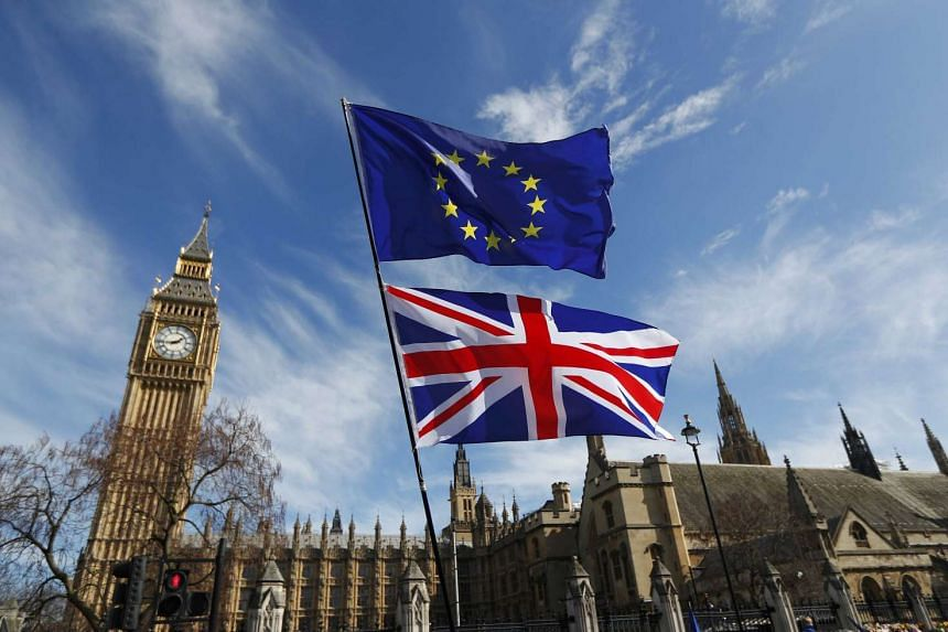 Britain may be leaving the European Union, but it will still have to settle the divorce bill in euros, not pounds, according to an EU document on the upcoming negotiations.