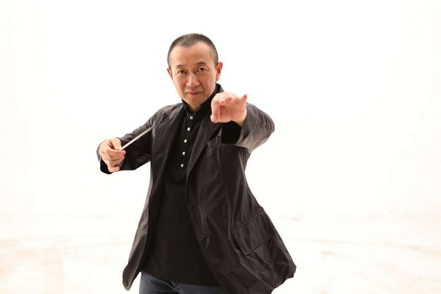 As a composer, Tan Dun seems drawn to novelty. Two of his recent works were included in this concert and both had novelty high on the agenda.