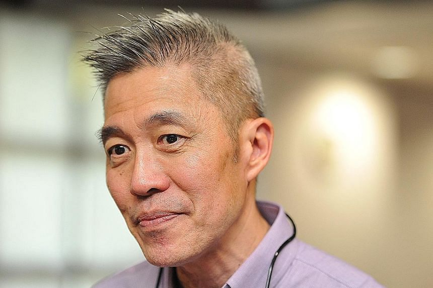 """Mr Edmund Kwok was fired for a """"personal indiscretion"""" against a male employee. Police investigations are still ongoing."""