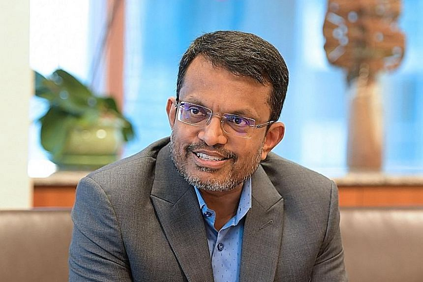 With rapid technological change sweeping the financial industry, regulators should better understand emerging technologies, as well as the risks and opportunities they present, Monetary Authority of Singapore managing director Ravi Menon said in Wash