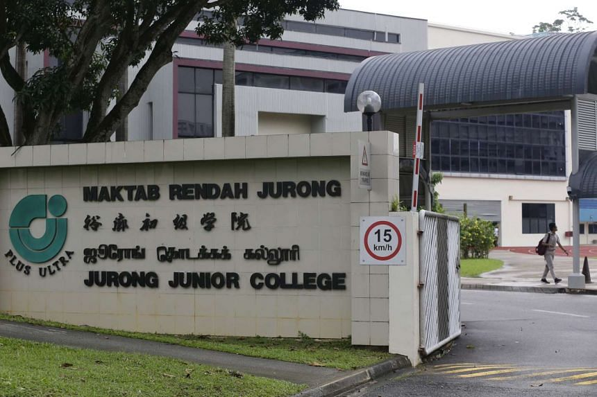 Some Jurong Junior College (JJC) alumni are hoping for the name of JJC to be kept.