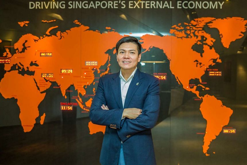 """IE Singapore chief executive Lee Ark Boon said yesterday (April 21): """"To grow their footprint abroad, companies need to acquire suitable talents able to thrive in foreign environments."""""""